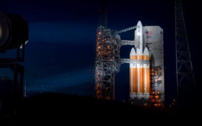 """НАСА ЈА ЛАНСИРАШЕ МИСИЈАТА СО КОЈА ЌЕ ГО """"ДОПРЕ"""" СОНЦЕТО"""