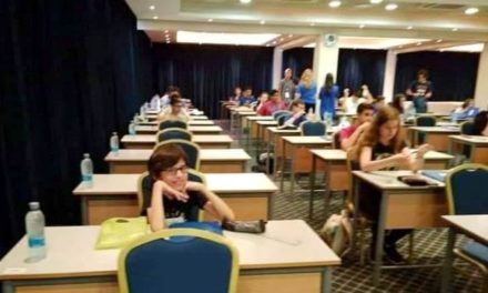 11-ГОДИШЕН ШТИПЈАНЕЦ МЕЃУ ТРОЈЦАТА МАКЕДОНСКИ МАТЕМАТИЧАРИ КОИ ОСВОИЈА МЕДАЛ НА БАЛКАНИЈАДАТА ВО КИПАР