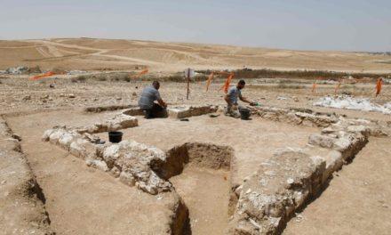 ВО ИЗРАЕЛСКА ПУСТИНА ОТКРИЕНА ЕДНА ОД ПРВИТЕ ЏАМИИ НА СВЕТОТ
