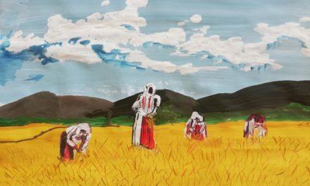 ФОТОГРАФИИТЕ НА ДРНКОВ ЗА СЕЛСКИОТ ЖИВОТ ВО МАКЕДОНИЈА ПРЕТВОРЕНИ ВО СЛИКИ