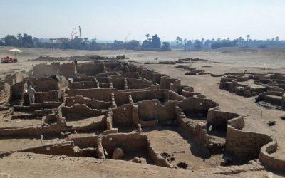 АРХЕОЛОЗИТЕ ОТКРИЈА ЕГИПЕТСКА ПОМПЕЈА, СКРИЕНА 3.400 ГОДИНИ