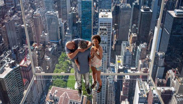 ПОГЛЕД ОД СТАКЛЕН ЛИФТ ОД 369 МЕТРИ ВИСИНА ЌЕ БИДЕ НОВА АТРАКЦИЈА ВО ЊУЈОРК