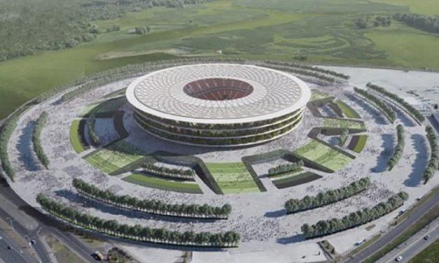 СРБИЈА ЌЕ ГРАДИ НОВ НАЦИОНАЛЕН СТАДИОН ЗА 257 МИЛИОНИ ЕВРА
