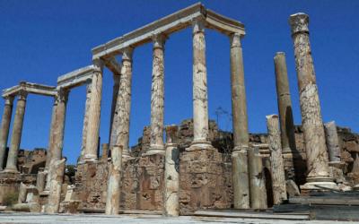 ЛЕПТИС МАГНА – БИСЕРОТ НА РИМСКОТО ЦАРСТВО ЛЕЖИ ЗАПУШТЕН И НАПУШТЕН ВО ЛИБИЈА